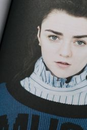 Maisie Williams - Highsnobiety Magazine Fall/Winter 2017