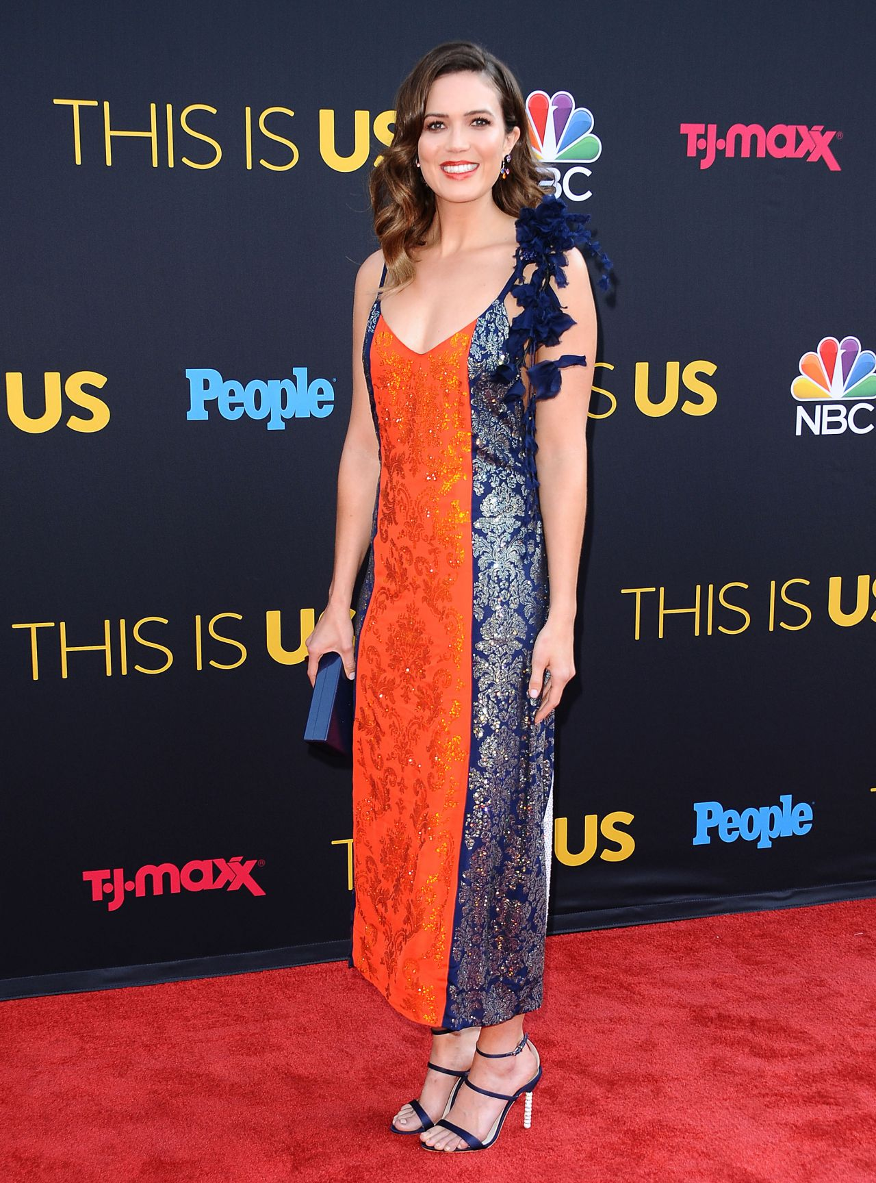 Mandy Moore Quot This Is Us Quot Season 2 Premiere In Los
