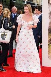 "Margot Robbie – ""Goodbye Christopher Robin"" Premiere in London 09/20/2017"