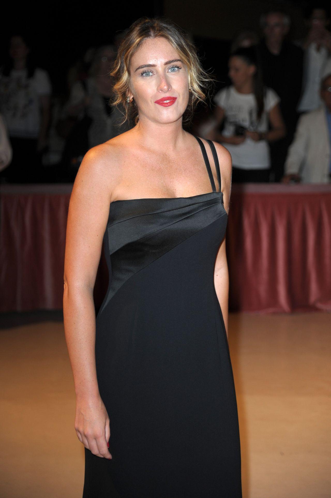 Maria Elena Boschi Style