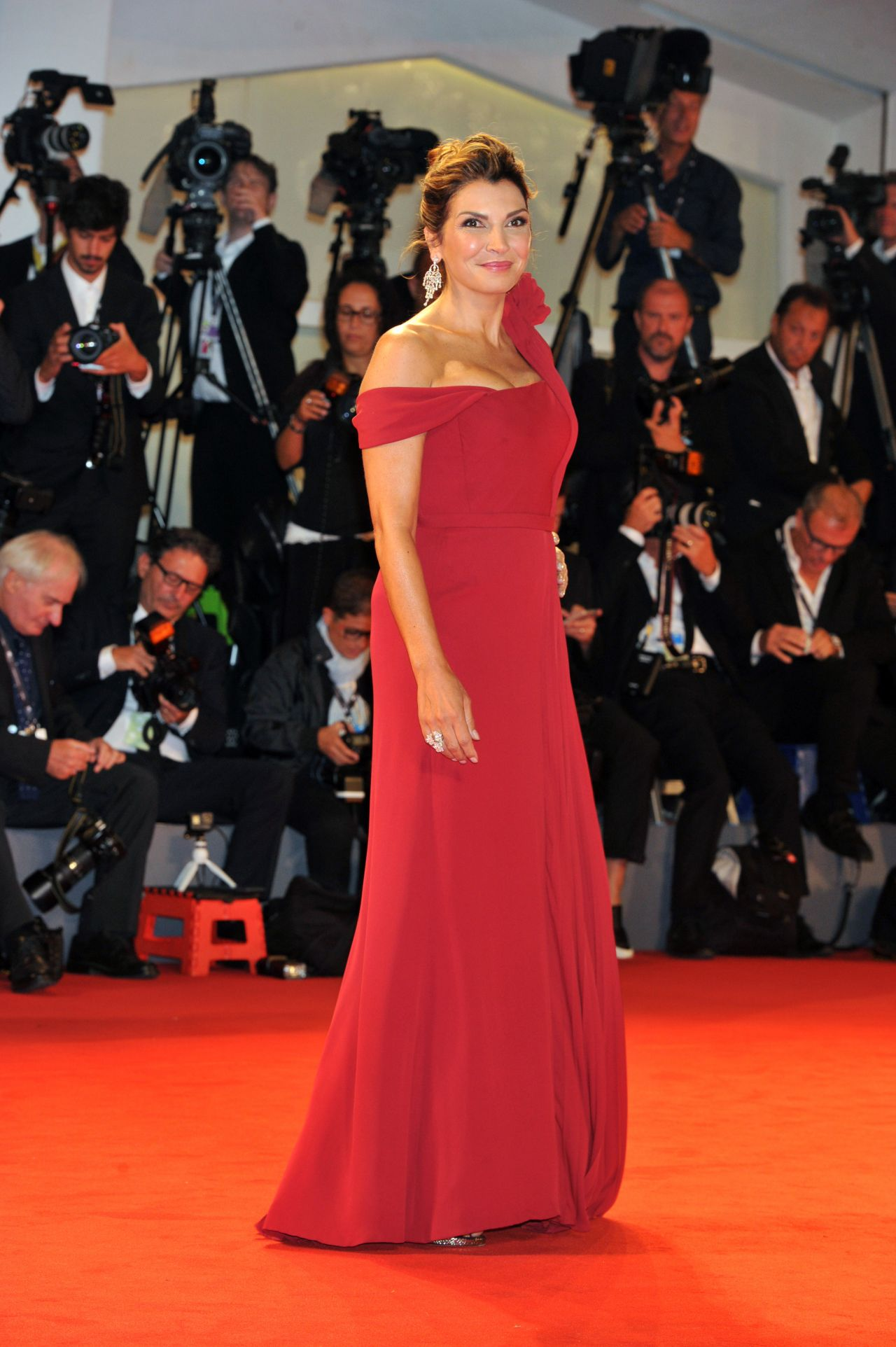 pictures Alexandra dinu loving pablo premiere at the venice film festival