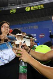 Maria Sakkari – 2017 WTA Wuhan Open 09/28/2017