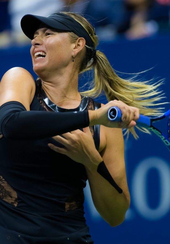 Maria Sharapova - 2017 US Open Tennis Championships 09/01/2017