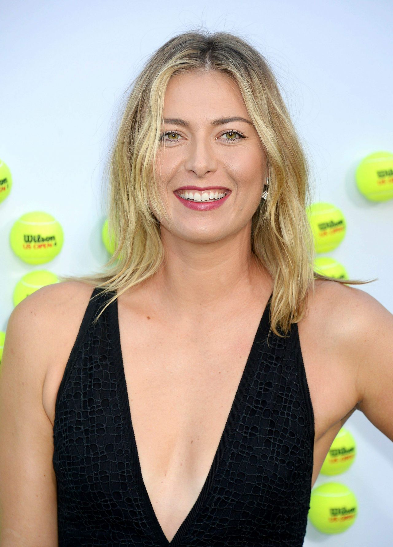 "Sharapova – ""Battle of the es"" Premiere in Los Angeles 09 16 2017"