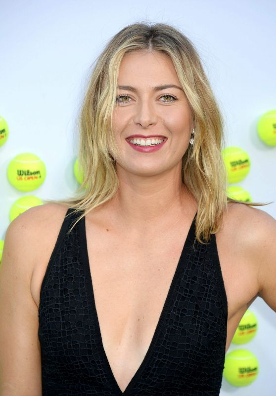 "Maria Sharapova – ""Battle of the Sexes"" Premiere in Los Angeles 09/16/2017"