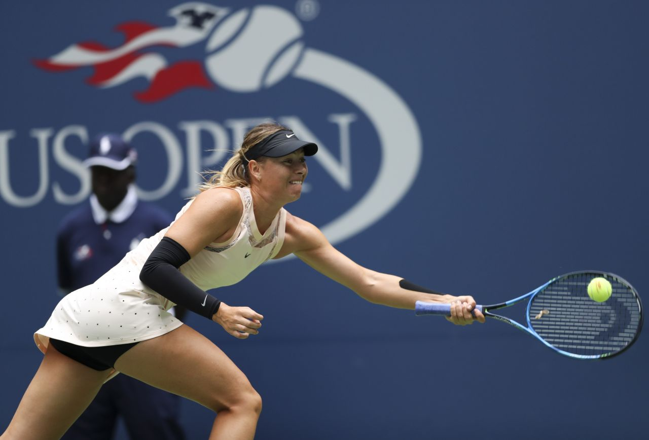 There Maria sharapova tennis