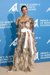 Marpessa Hennink – Monte Carlo Gala for the Global Ocean, Monaco 09/28/2017