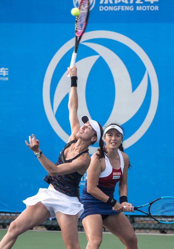 Martina Hingis - 2017 WTA Wuhan Open in Wuhan 09/26/2017