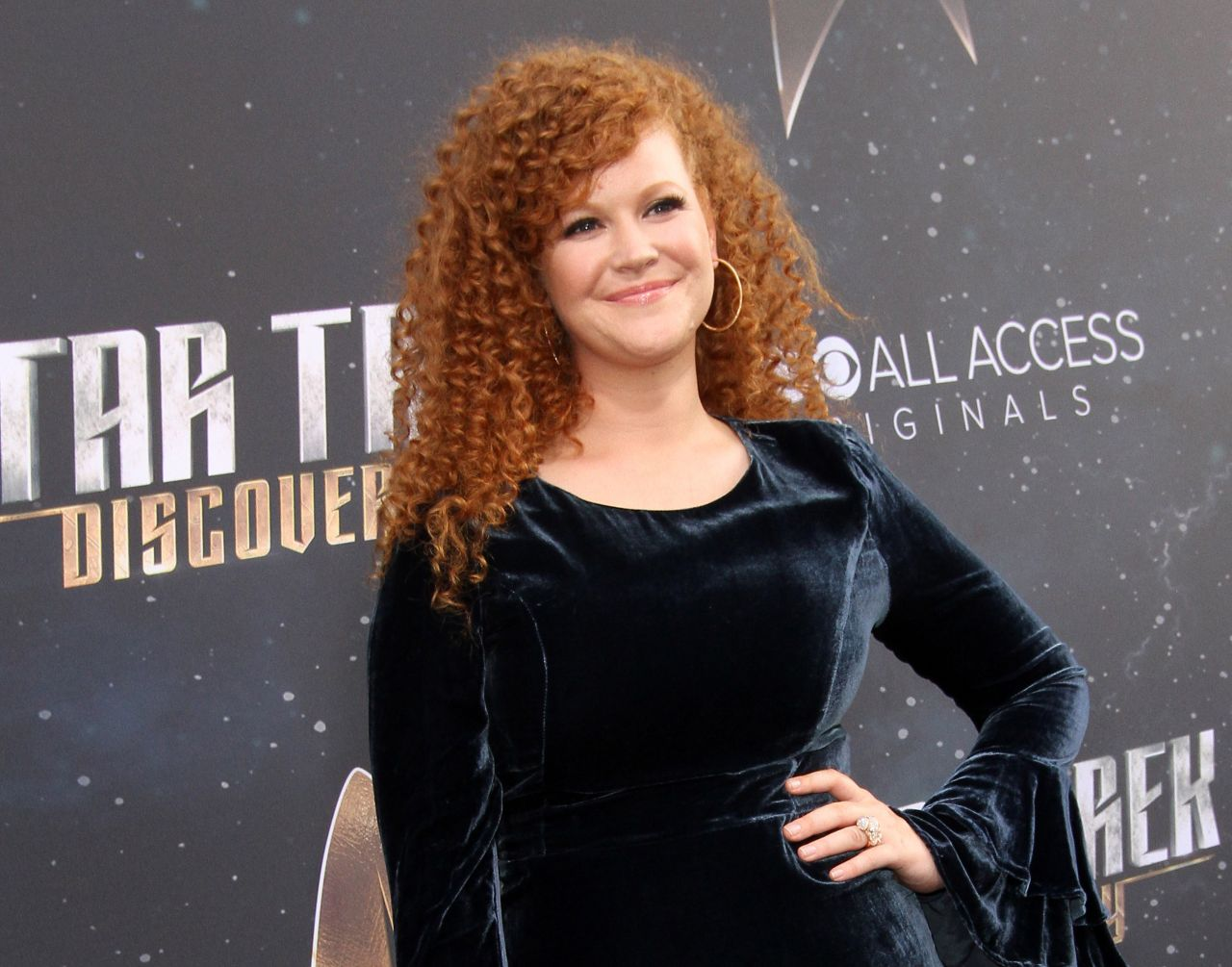 Star Trek: Discovery Mary Wiseman