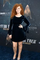 "Mary Wiseman – ""Star Trek: Discovery"" TV Show Premiere in Los Angeles 09/19/2017"