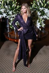 Maryna Linchuk – Harper's Bazaar ICONS Party in New York 09/08/2017