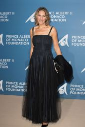 Maud Fontenoy – Monte Carlo Gala for the Global Ocean, Monaco 09/28/2017