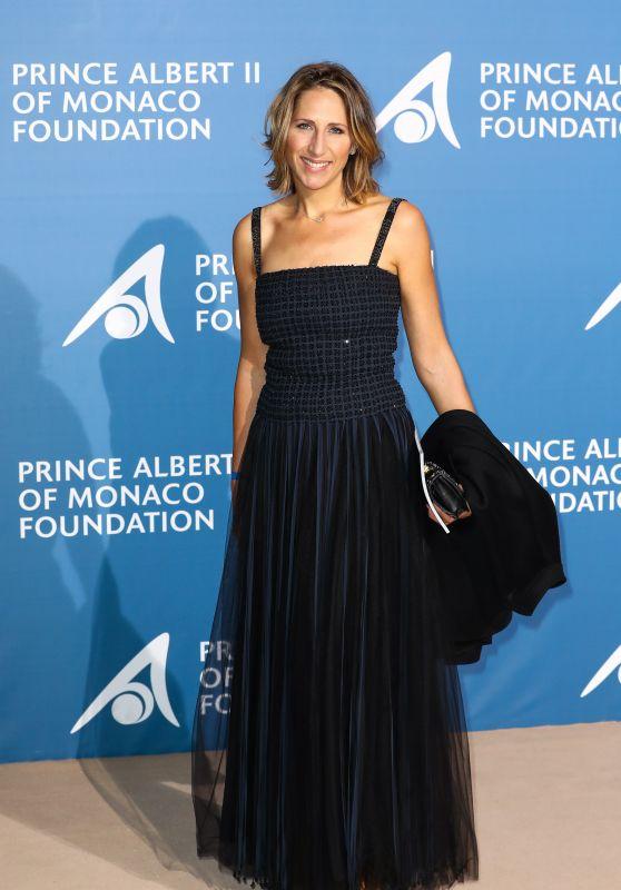 Maud Fontenoy – Monte Carlo Gala for the Global Ocean, Monaco 09/28/2017