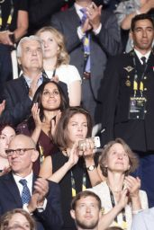Meghan Markle - Invictus Games Opening Ceremony in Toronto 09/23/2017