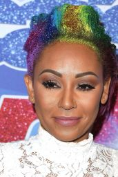 Melanie Brown – America's Got Talent Season 12 Final Week in Hollywood 09/19/2017