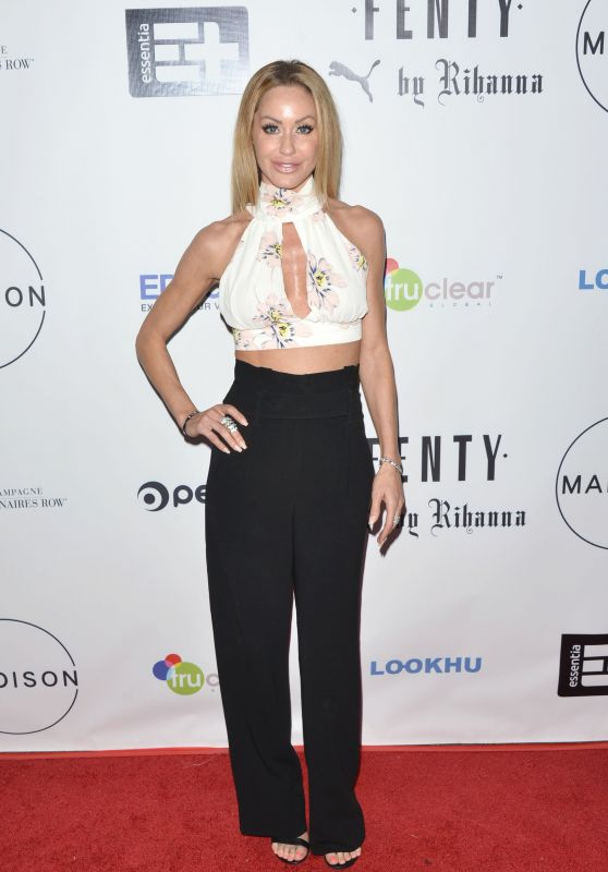 Melanie Marden – Fenty Puma Launch Party in Beverly Hills 09/27/2017