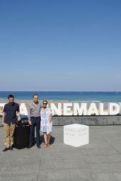 "Melanie Thierry - ""La Doleur"" Photocall in San Sebastian 09/23/2017"