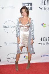 Melia Kreiling – Fenty Puma Launch Party in Beverly Hills 09/27/2017
