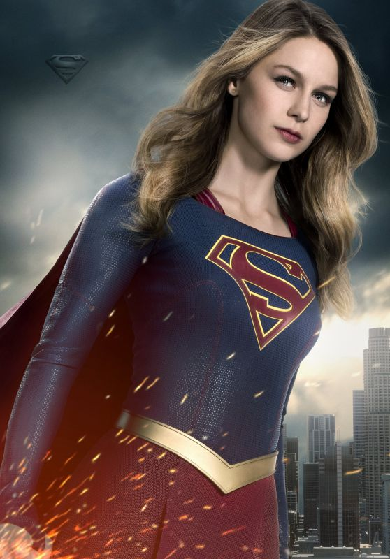 Melissa Benoist - Supergirl Season 2 Photos & Posters