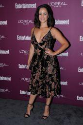 Melissa Fumero – EW Pre-Emmy Party in West Hollywood 09/15/2017