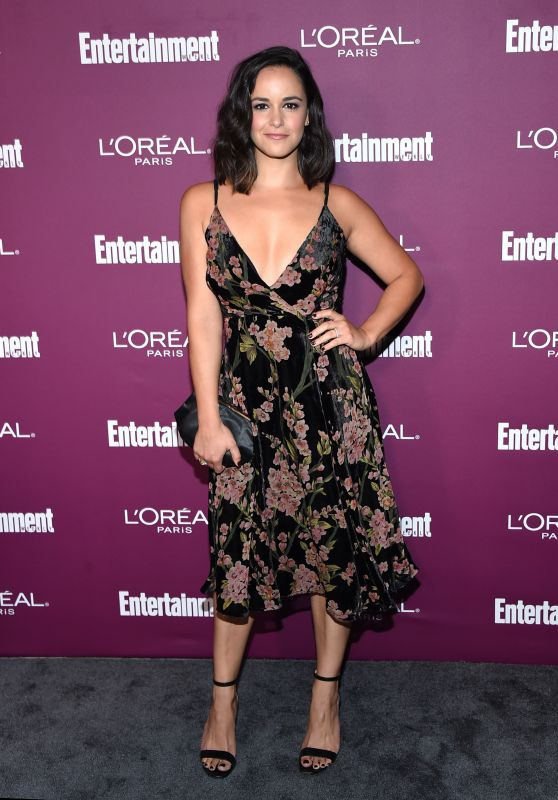 Melissa Fumero – EW Pre-Emmy Party in West Hollywood 09/15/2017