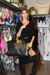 Melissa Satta - CHANGIT Launch Event in Milan 09/23/2017