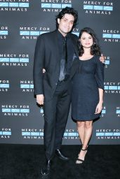 Melonie Diaz – Mercy For Animals Annual Hidden Heroes Gala in Los Angeles 09/23/2017