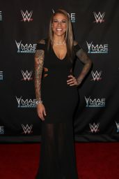 "Mercedes Martinez – WWE Presents ""Mae Young Classic Finale"" in Las Vegas 09/12/2017"