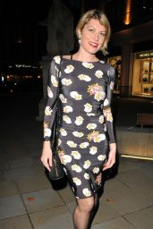 Meredith Ostrom – Sacha Jafri: Universal Consciousness VIP Preview in London 09/27/2017