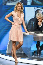 """Mia Ceran – """"Those Who Kick"""" TV Show in Milan, Italy 09/10/2017"""