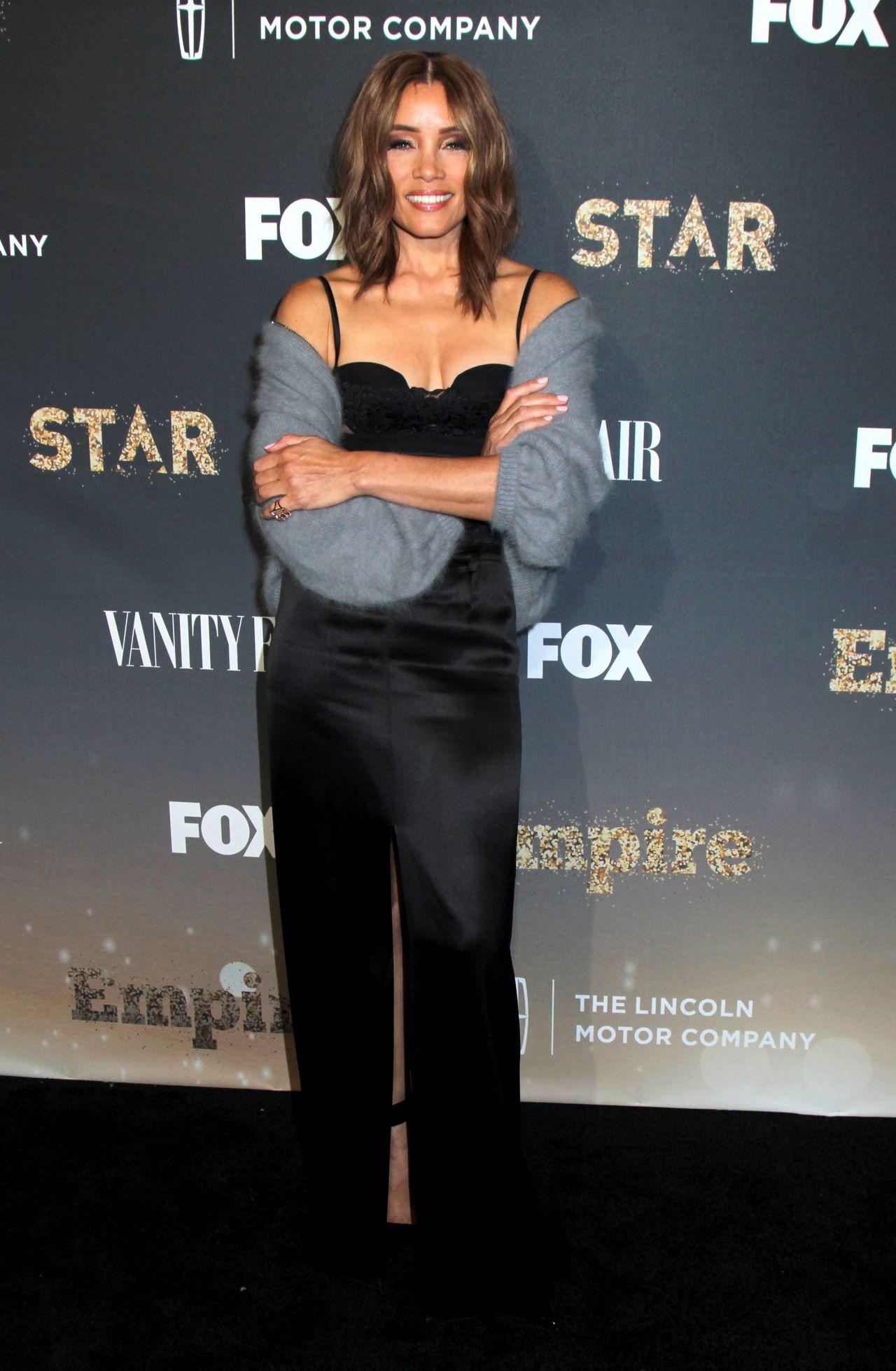 """Michael Michele – """"Empire"""" and """"Star"""" Celebrate Fox's New ..."""