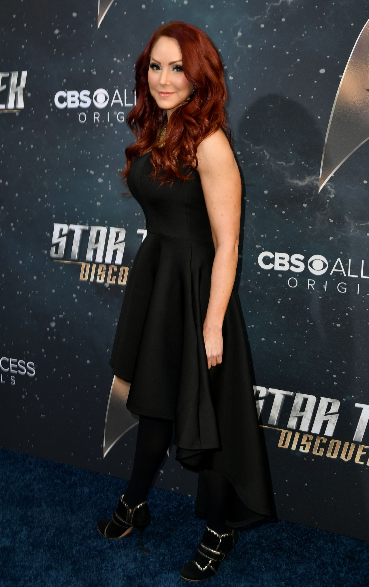 "Michele Specht – ""Star Trek: Discovery"" TV Show Premiere in Los Angeles 09/19/2017"