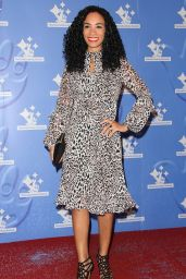 Michelle Ackerley – National Lottery Awards in London 09/18/2017