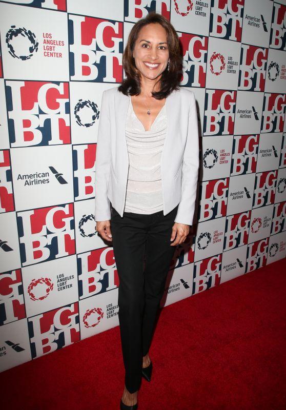 Michelle Bonilla – LGBT Center's Vanguard Awards 2017 in Los Angeles