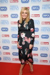 Michelle Collins - Animal Hero Awards in London 09/07/2017