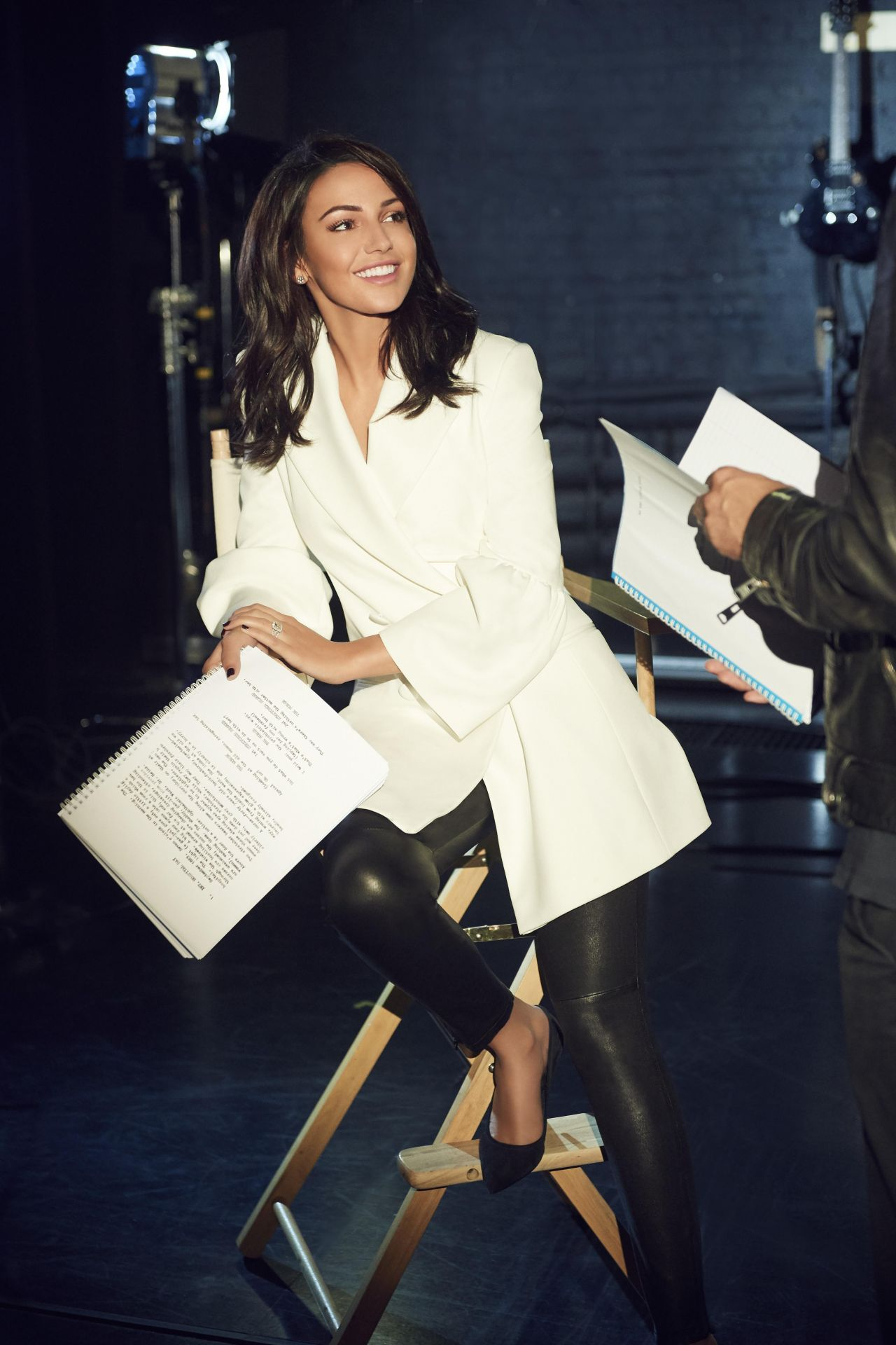 Michelle Keegan - Launching New Clothing Collection With ...