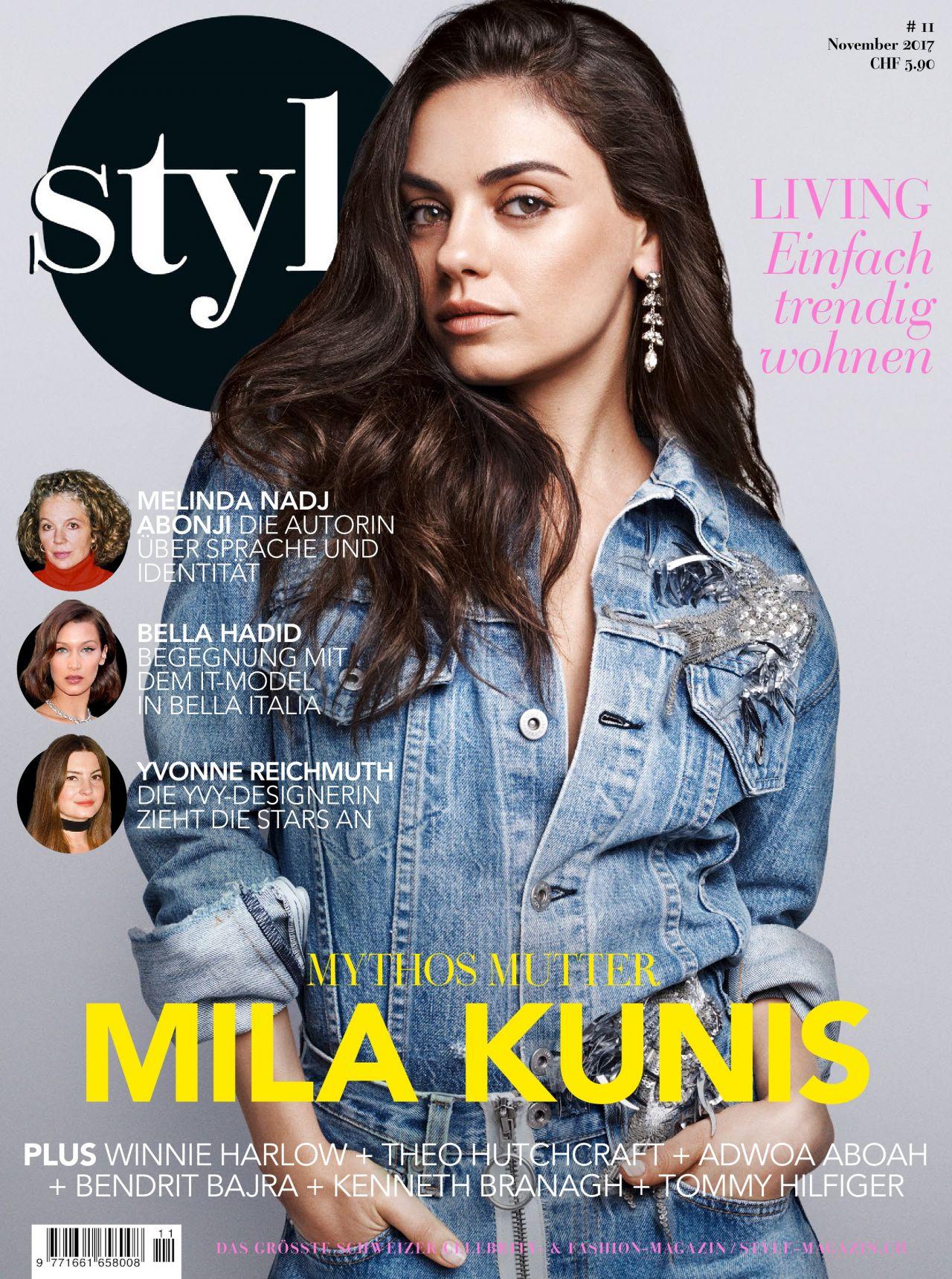 Style Magazine Germany November 2017 Issue