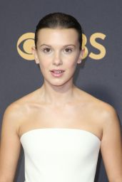 Millie Bobby Brown – Emmy Awards in Los Angeles 09/17/2017