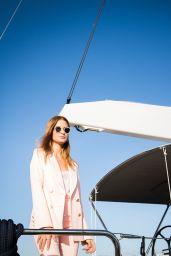 Millie Mackintosh - TheYachtMarket.com Southampton Boat Show 09/15/2017