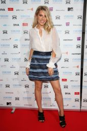 Mollie King – Diversity in Media Awards in London 09/15/2017