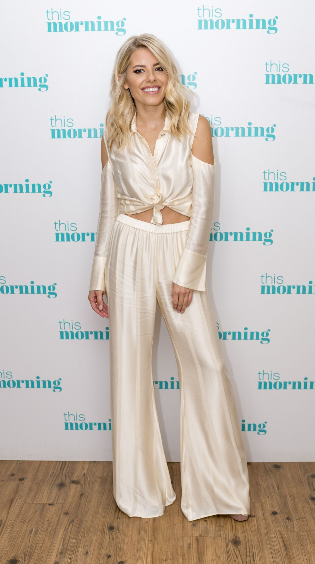Mollie king this morning tv show in london new pictures