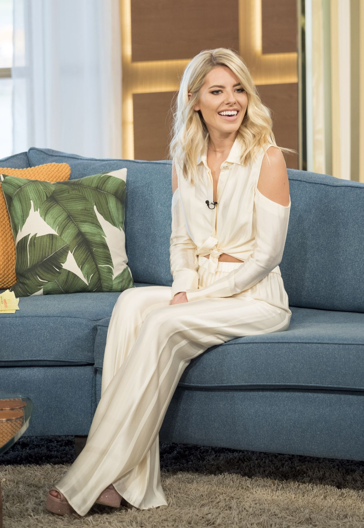 Mollie king this morning tv show in london