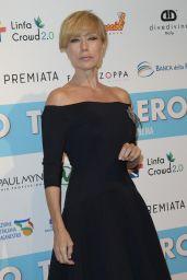 """Nancy Brilli – """"Tiro Libero"""" Premiere in Rome, Italy 09/18/2017"""