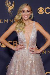 Nastia Liukin – Emmy Awards in Los Angeles 09/17/2017