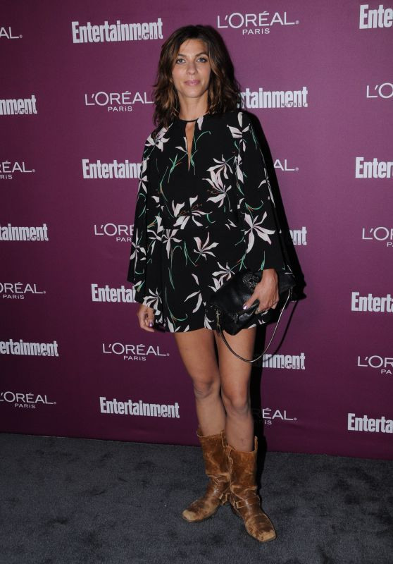 Natalia Tena – EW Pre-Emmy Party in West Hollywood 09/15/2017