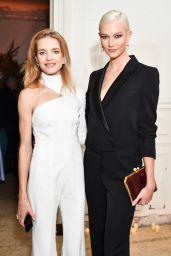 "Natalia Vodianova - ""Betak Fashion Revolution"" Launch in Paris 09/27/2017"