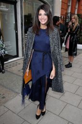 Natalie Anderson – Jasper Conran Show in London 09/16/2017