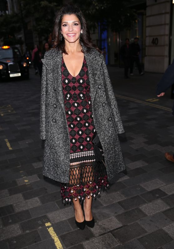 Natalie Anderson – Joshua Kane Show in London 09/15/2017