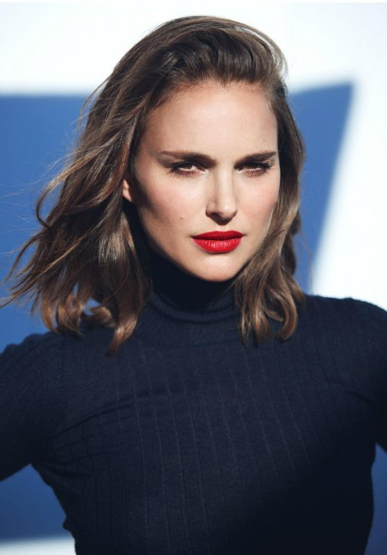Natalie Portman - Photoshoot for Madame Figaro 09/01/2017