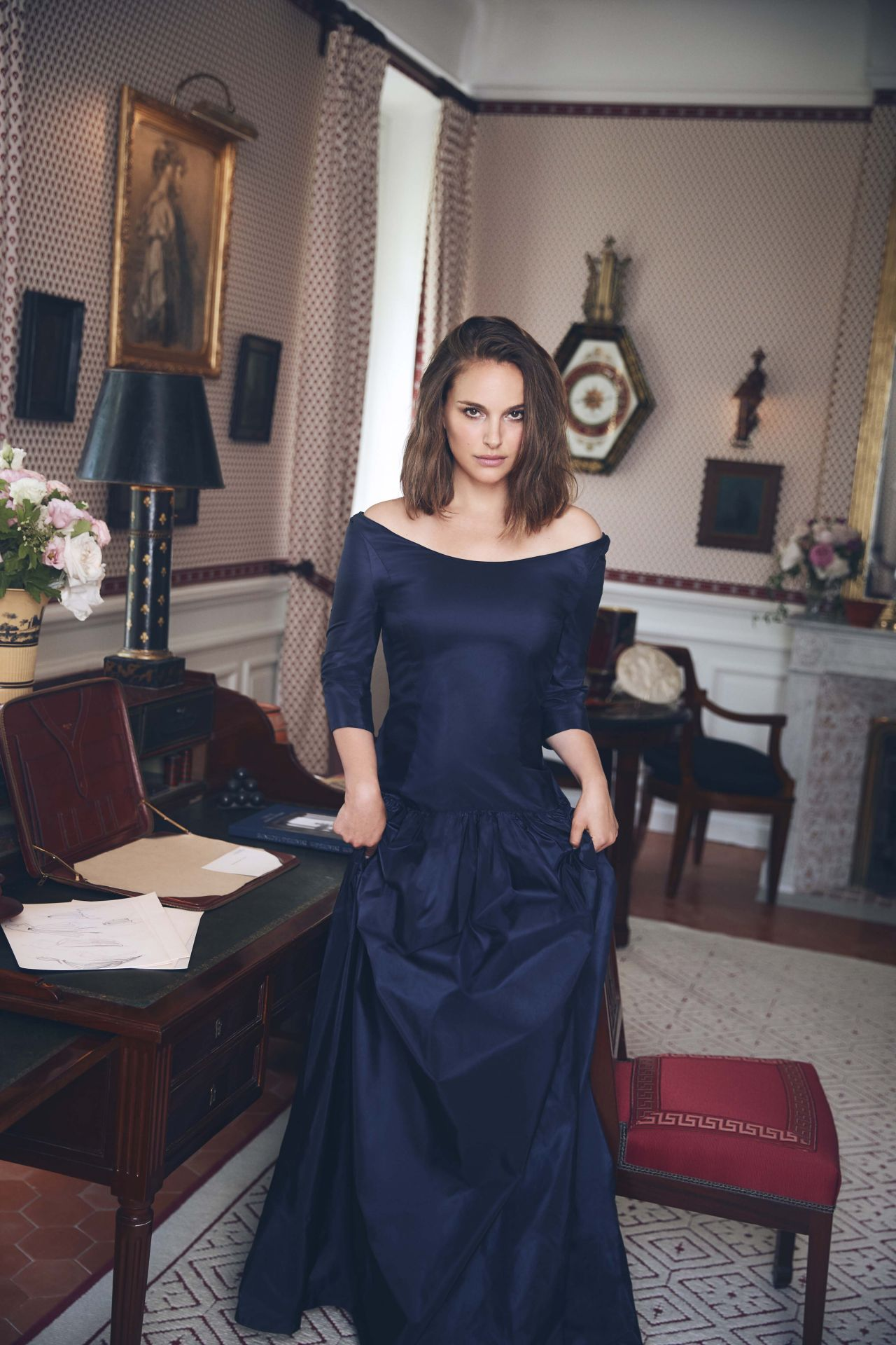 Natalie Portman - Photoshoot for Vanity Fair Italia #39 ... натали портман